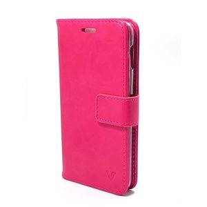 Valreda Wallet Case for Samsung - Pink